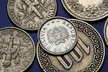 Coins of Bolivia