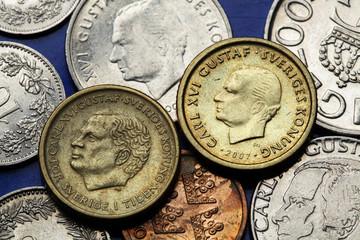 Coins of Sweden