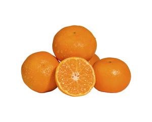 Fresh, juicy citrus fruits