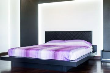 Interior specious luxury bedroom