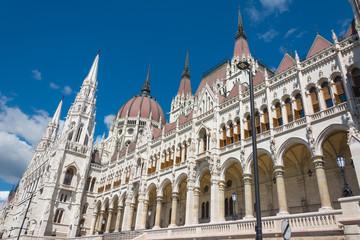 Budapest parliament , Hungary