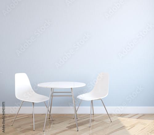 canvas print picture Interior.