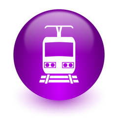 train internet icon