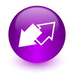 exchange internet icon