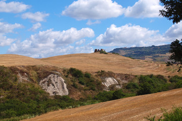Tocana - Erdformation bei Volterra