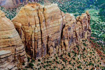 Colorado National Monument scenery