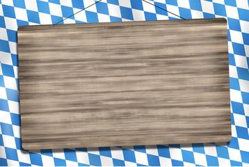 Okotberfest Bavaria Wood Sign