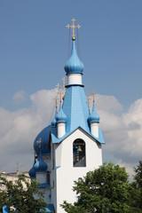 Церковь Рождества Христова в парке Городов-Героев
