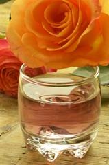Licor de roses Rosolio
