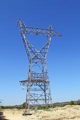 Installation de pylone