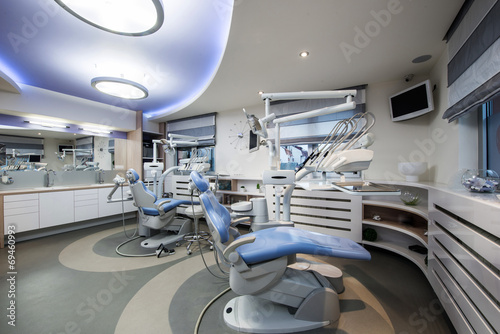 Dental clinic interior design - 69460993