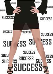 donna di successo
