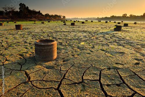 drought land - 69461777