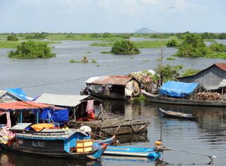 around Tonle Sap