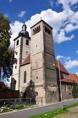 Reglerkirche in Erfurt