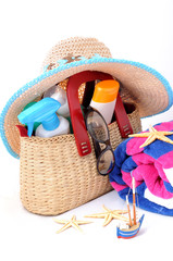 Full Beach Bag