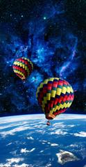 Hot Air Balloon Hawaii