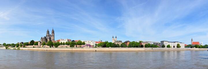 Panoramafoto Magdeburg
