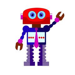 вектор робот