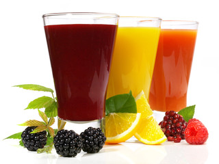 Fruchtsaft - Smoothies