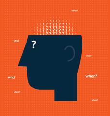 Asking Brain