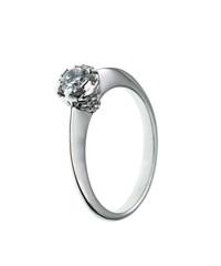 Wedding  Engagement Ring isolation