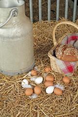 Biobauer - Nahrungsmittel