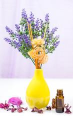Lawendowy wazon zapachowy
