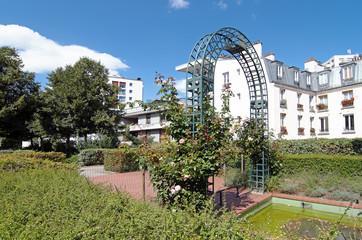 Paris, promenade plantée