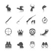 Set of Hunting Icons - 69470138