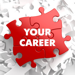 Your Career on Red Puzzle.