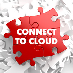Connect to Cloud on Red Puzzle.