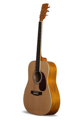 Guitar - Clipping path included