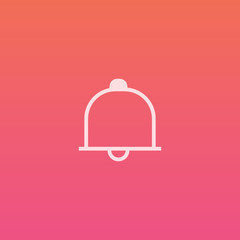 Bell - Finely crafted line icons