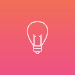 Bulb - Finely crafted line icons