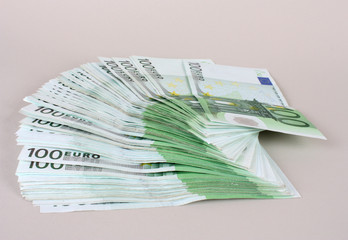 Geldstappel 3