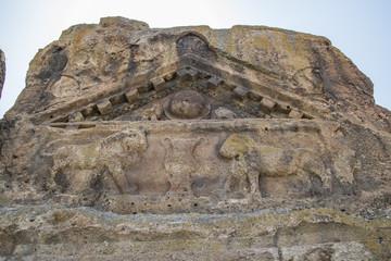 Solo's tomb in Kumbet,Eskişehir.