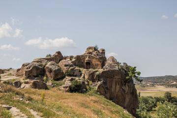 Kumbet Village, Himmet Baba Shrine,Eskişehir.