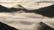 San Fernando Valley Fog Time Lapse with Zoom