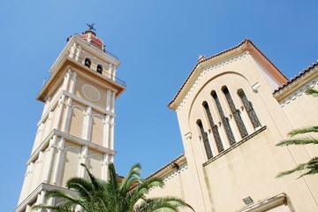 Orthodox Church in Zakynthos