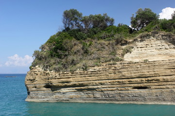 Cliff Geology