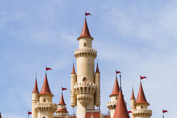 top of castle