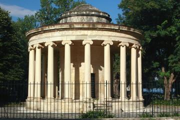 Greek Ionian Columns