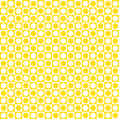 yellow candy pattern checkerboard
