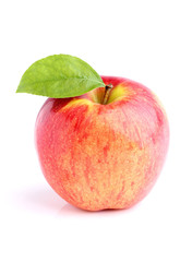 Beautiful apple.