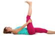 Dehnung der Beinmuskulatur
