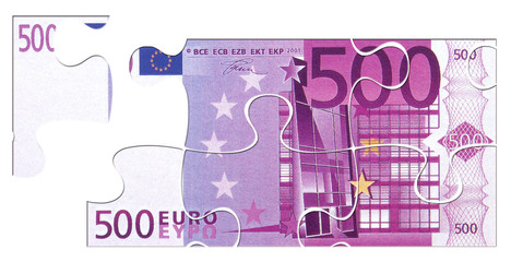 500 € puzzle