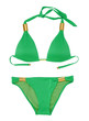green swimsuit - 69486320