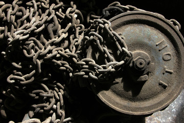 Chain and Wheel