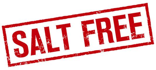 salt free